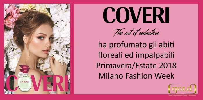 COVERI LA ROSE MILANO SFILATE