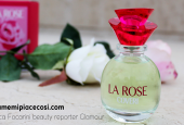 glamour beauty blogger la rose